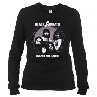 Black Sabbath 06 - Свитшот женский