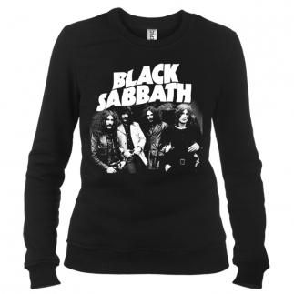 Black Sabbath 07 - Свитшот женский