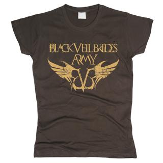 Black Veil Brides 03 - Футболка женская