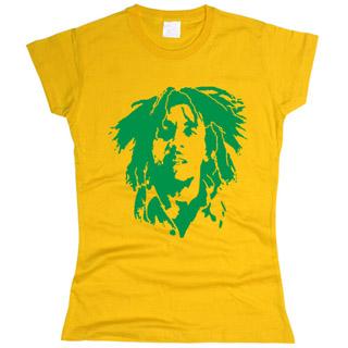 Bob Marley 05 - Футболка женская