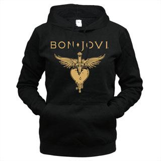 Bon Jovi 01 - Толстовка женская