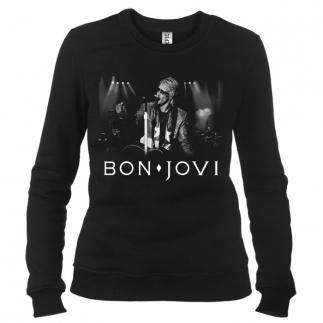 Bon Jovi 03 - Свитшот женский