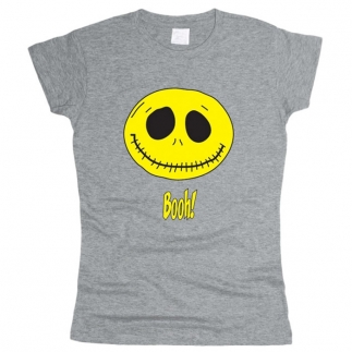 Booh! - футболка женская