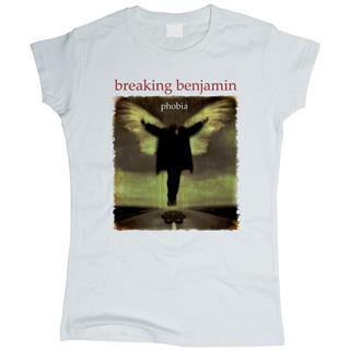 Breaking Benjamin 01 - Футболка женская