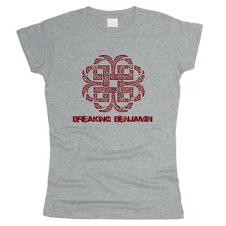 Breaking Benjamin 03 - Футболка женская