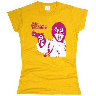 Brian Jonestown Massacre 04 - Футболка женская