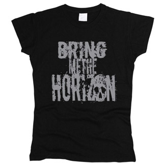 Bring Me The Horizon 01 - Футболка женская