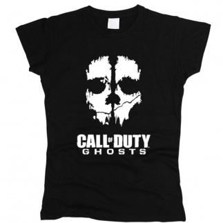 Call Of Duty 02 - Футболка женская
