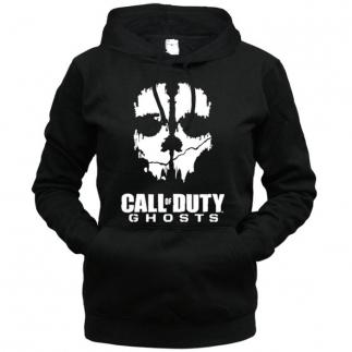 Call Of Duty 02 - Толстовка женская