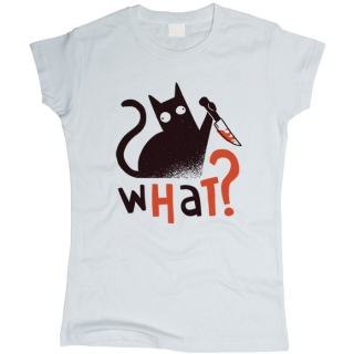 Killer Cat - Футболка женская