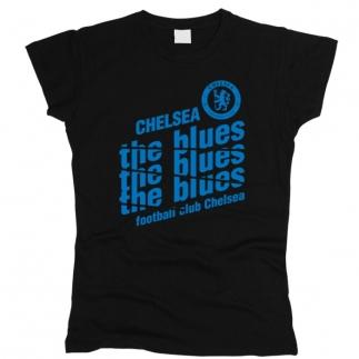 Chelsea 03 - Футболка женская