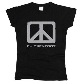 Chickenfoot 01 - Футболка женская