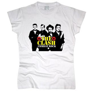 The Clash 03 - Футболка женская