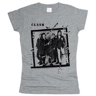The Clash 05 - Футболка женская