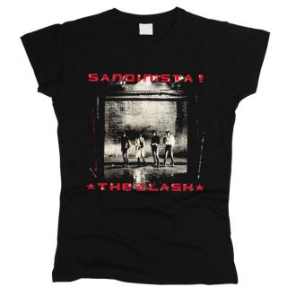 The Clash 06 - Футболка женская