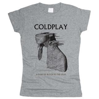 Coldplay 01 - Футболка женская