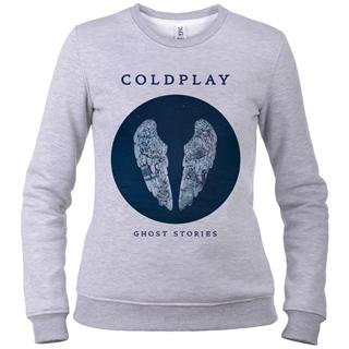 Coldplay 03 - Свитшот женский