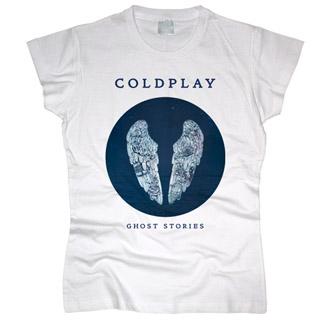Coldplay 03 - Футболка женская