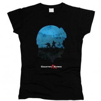 Counter Strike 03 - Футболка женская
