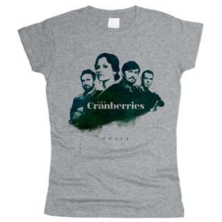 The Cranberries 01 - Футболка женская