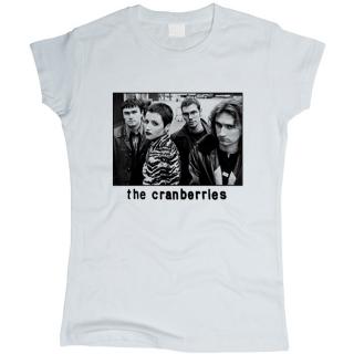 The Cranberries 02 - Футболка женская