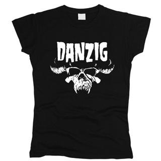 Danzig 02 - Футболка женская