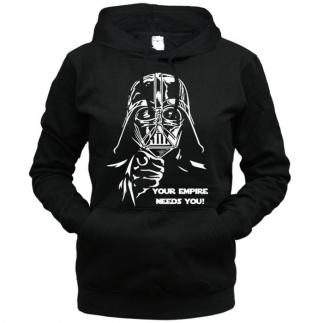 Darth Vader 03 - Толстовка женская