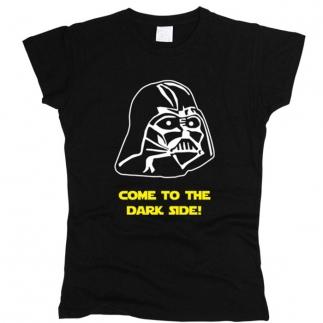 Darth Vader 04 - Футболка женская