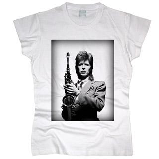 David Bowie 04 - Футболка женская