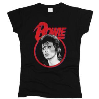 David Bowie 02 - Футболка женская