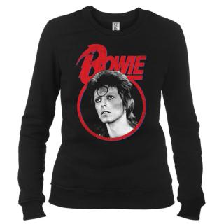 David Bowie 02 - Свитшот женский