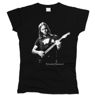David Gilmour - Футболка женская