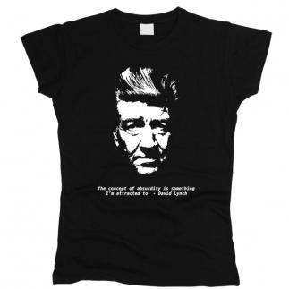 David Lynch 01 - Футболка женская