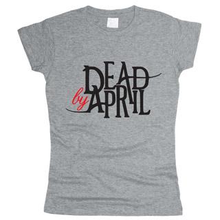 Dead By April 01 - Футболка женская