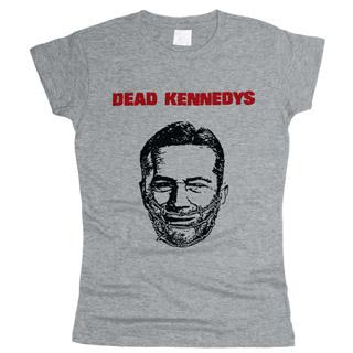 Dead Kennedys 03 - Футболка женская