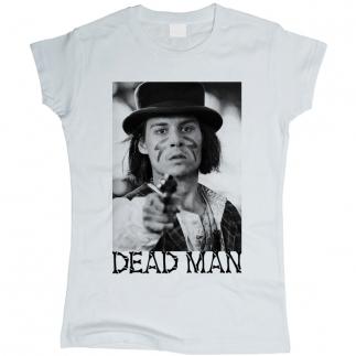 Dead Man 01 - Футболка женская