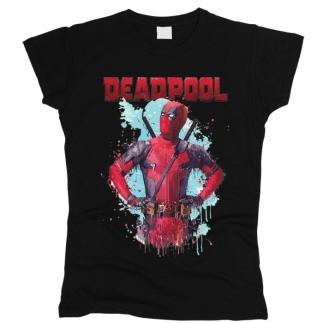 Deadpool 01 - Футболка женская