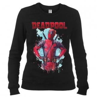 Deadpool 01 - Свитшот женский