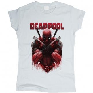 Deadpool 02 - Футболка женская
