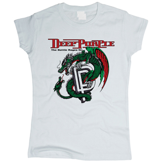 Deep Purple 01 - Футболка женская
