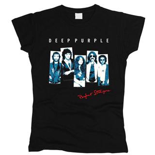 Deep Purple 02 - Футболка женская