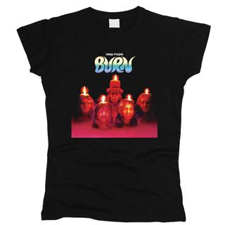 Deep Purple 05 - Футболка женская