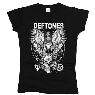 Deftones 01 - Футболка женская