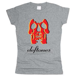 Deftones 02 - Футболка женская