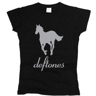 Deftones 03 - Футболка женская