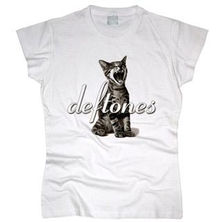 Deftones 05 - Футболка женская