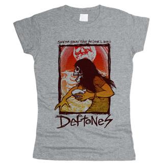 Deftones 06 - Футболка женская