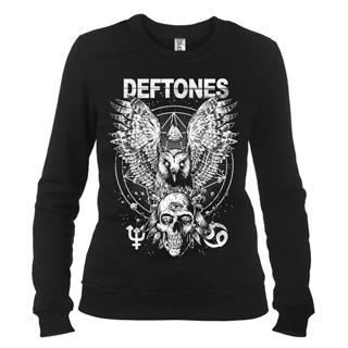 Deftones 01 - Свитшот женский