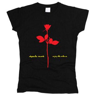 Depeche Mode 02 - Футболка женская