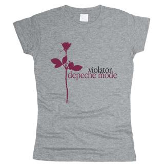 Depeche Mode 06 - Футболка женская